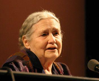 Doris Lessing - Nobelpriset i litteratur - 2007